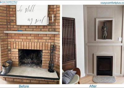 Before & After Fireplace - 2021-3