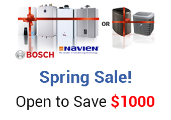 Spring Sales, COVID Style